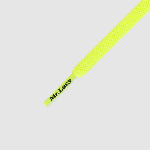 Mr Lacy Flexies 90cm Neon Lime Yellow