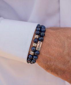 Stone Fundamentals Lapis Lazuli 10mm Combo
