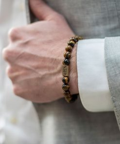 Stones Essentials - Tiger Eye Wristshot