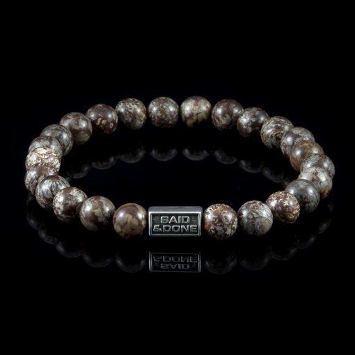 Stones Marble Brown