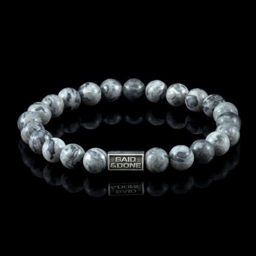 Stones Marble Grey